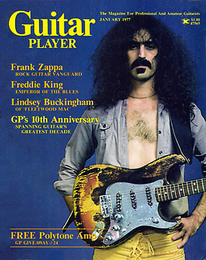 frank zappa sg for sale