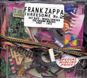 Trío con Zappa