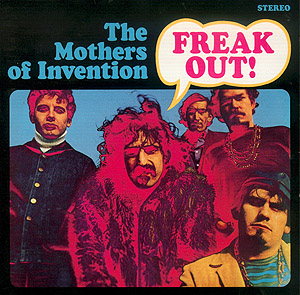 Frank ZAPPA (ex autre son de cloche) Freak_out